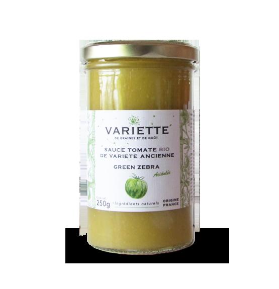 sauce tomate ancienne bio de variete ancienne